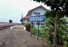 Objek Wisata Stasiun Suradadi