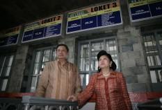 Objek Wisata Stasiun Tanjung Priuk