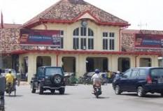 Objek Wisata Stasiun Tegal