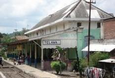 Objek Wisata Stasiun Telawa