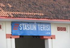 Objek Wisata Stasiun Terisi