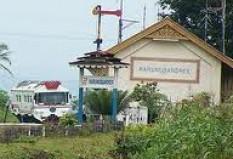 Objek Wisata Stasiun Warung Bandrek